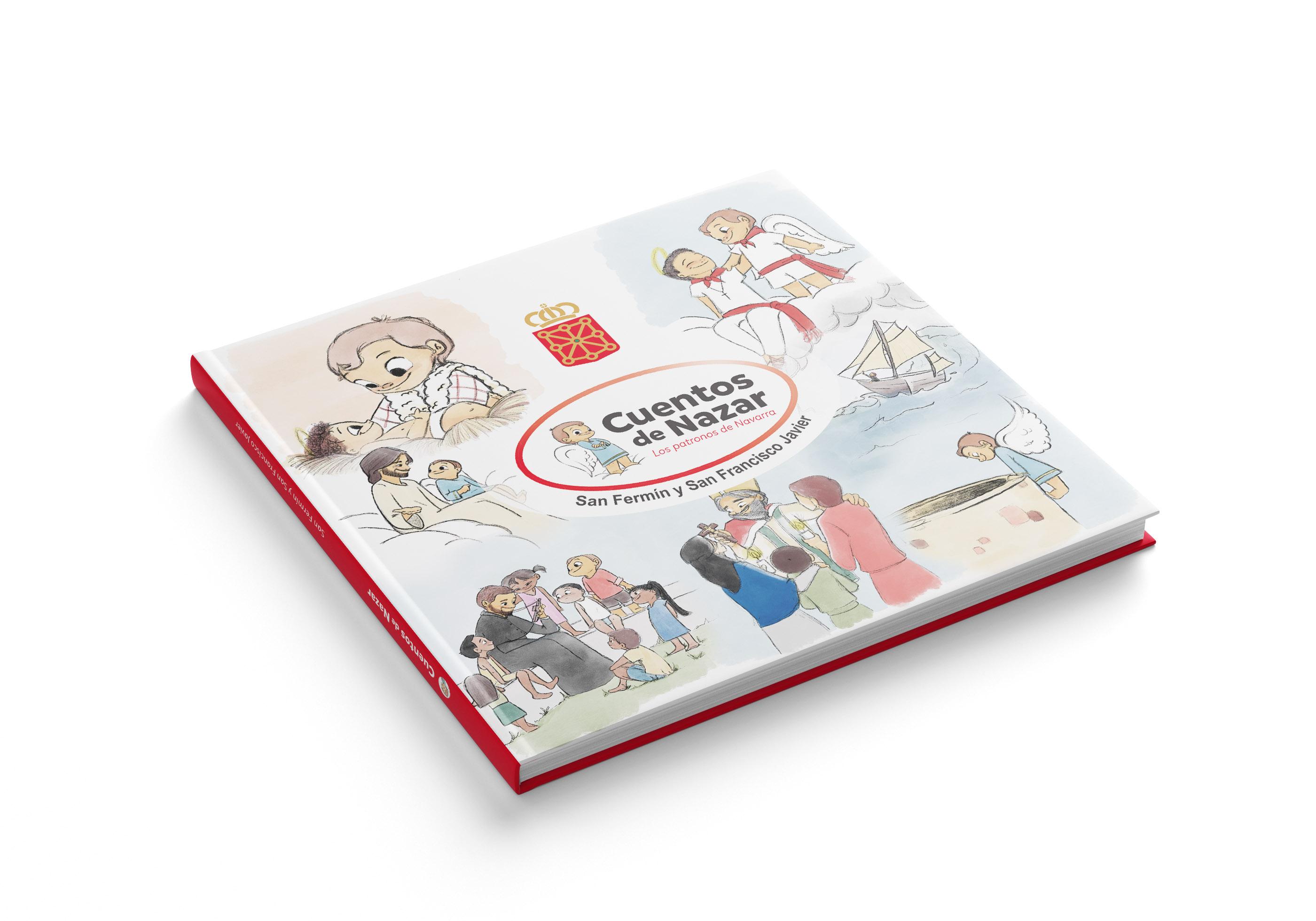 Nuevo Libro De Cuentos De Nazar – Cuentos De Nazar
